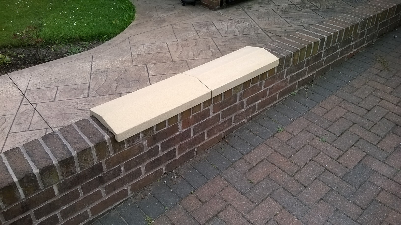 Banbury innovations copings lightweight copings coping stones stone copings white workwithnaturefo